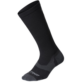 2XU Vectr Light Cushion Full Length Socks black/titanium